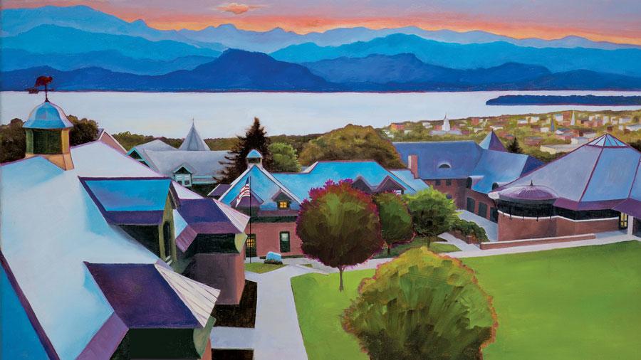 Champlain Admissions: Liz van Luling