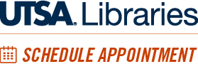Schedule an Appt with UTSA Librarian DeeAnn Ivie