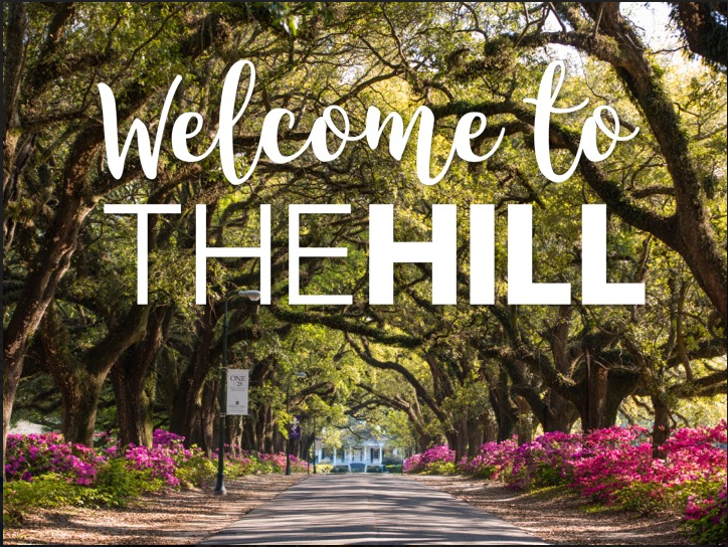 Transfer Admissions Visit to Spring Hill College