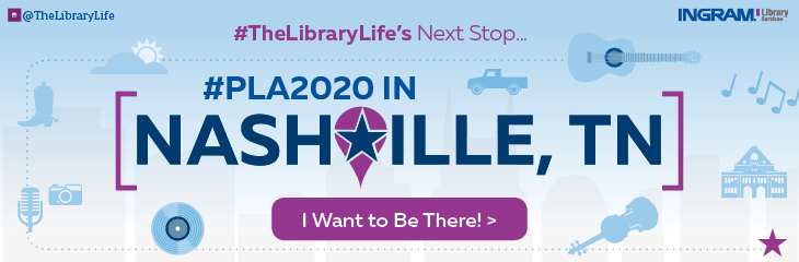 I want to be at #PLA2020