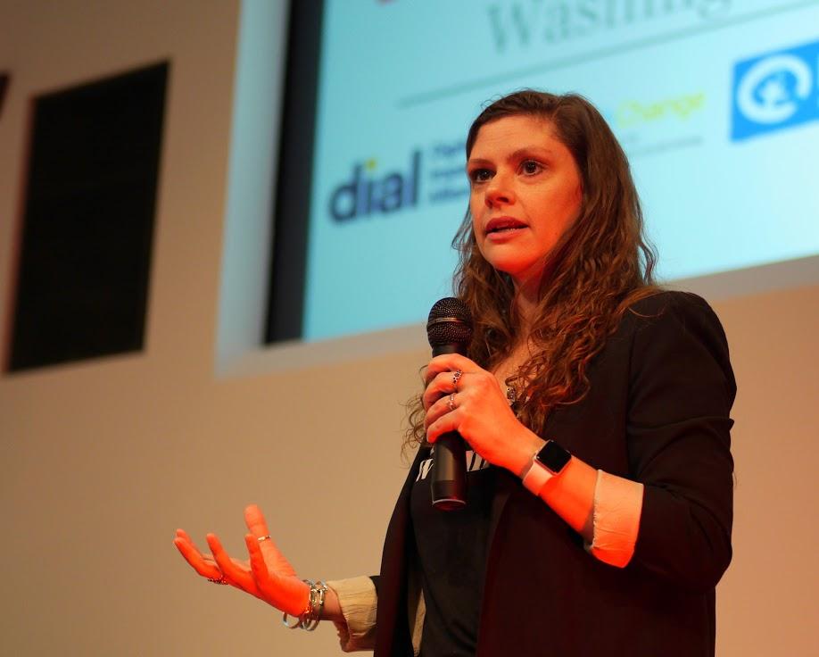 Laura Walker McDonald at DIAL