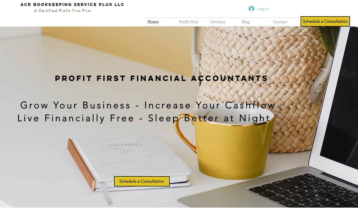 A Certified Profit First Accounting Firm