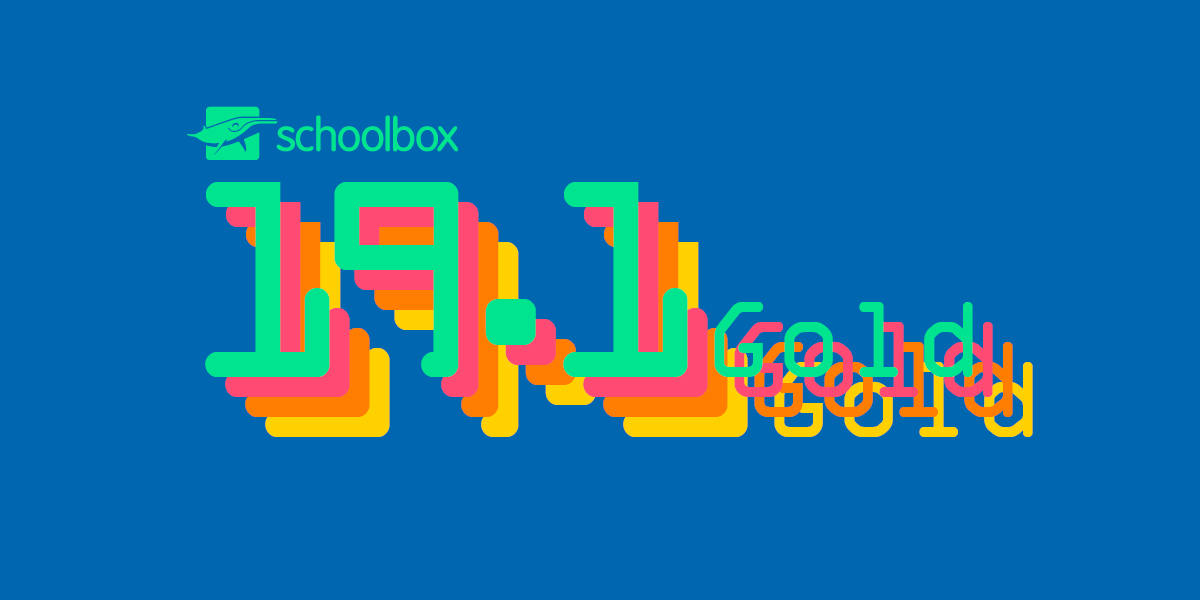 Schoolbox Version 19.1 Upgrade (Live Only)