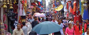Splice of Kathmandu