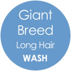 Tazzy & Boo Dog Wash - Giant Breed with Long Hair