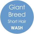 Tazzy & Boo Dog Wash - Giant Breed with Short Hair