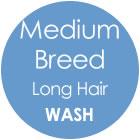Tazzy & Boo Dog Wash - Medium Breed with Long Hair