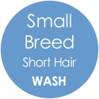 Tazzy & Boo Dog Wash - Small Breed with Short Hair