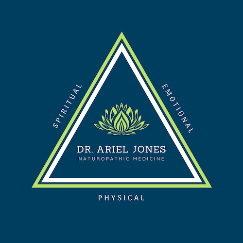 Dr. Ariel Jones, ND Telemedicine Booking