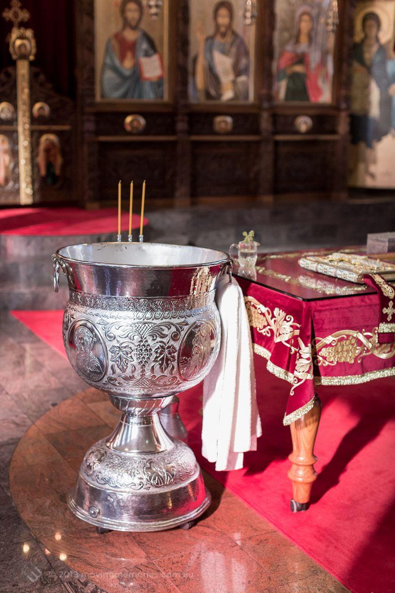 All Saints Belmore Christening/Baptism booking