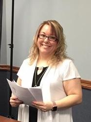 Administrative Coordinator for SGA