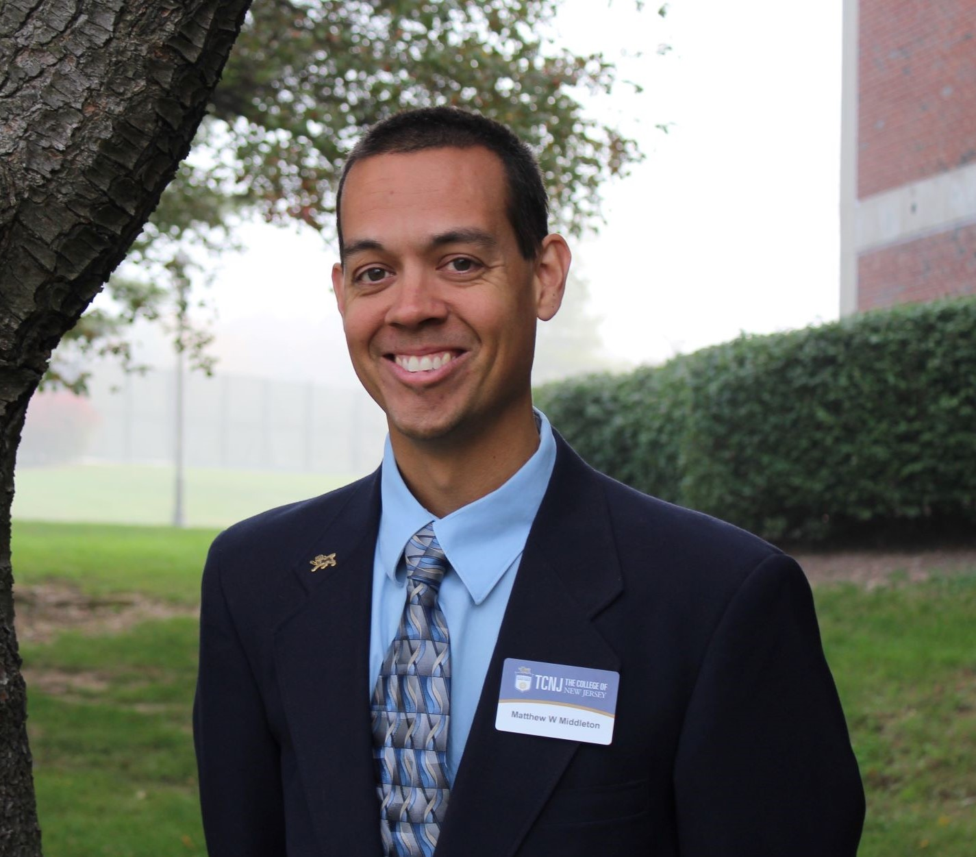 TCNJ Admissions Chat with Matt Middleton