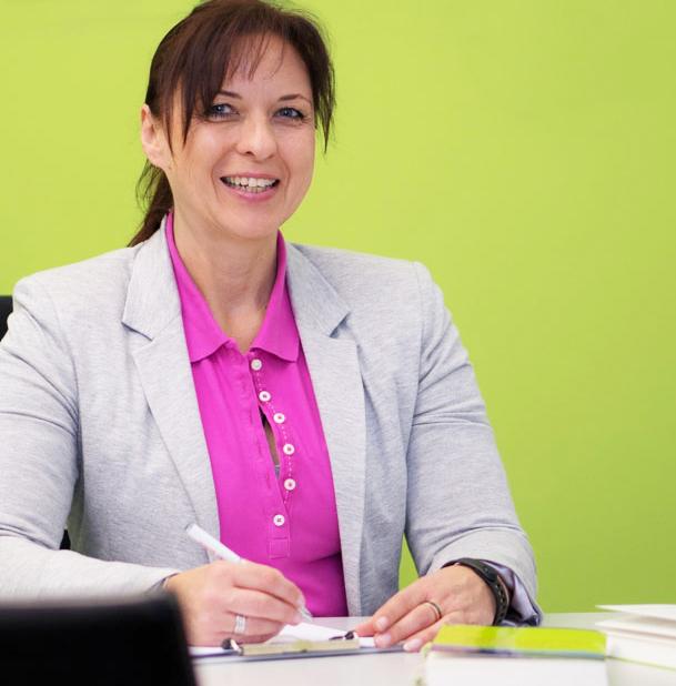 Strategiegespräch mit Claudia Graser