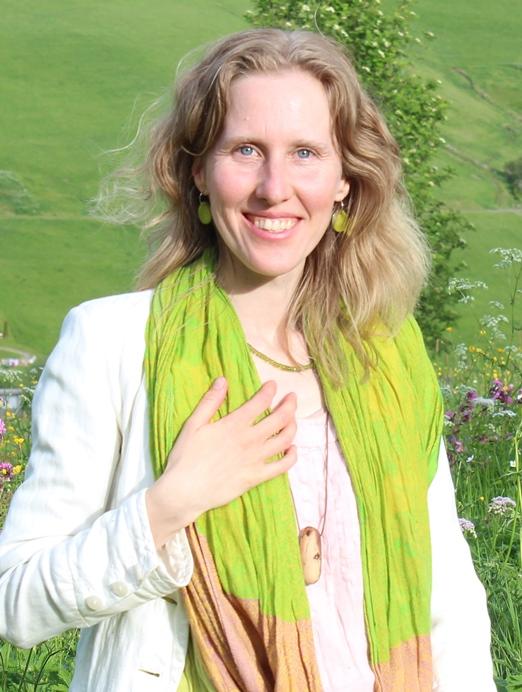 Sylvia Harke, Dipl.-Psychologin & Spiritual Business & Sensitiv Coach