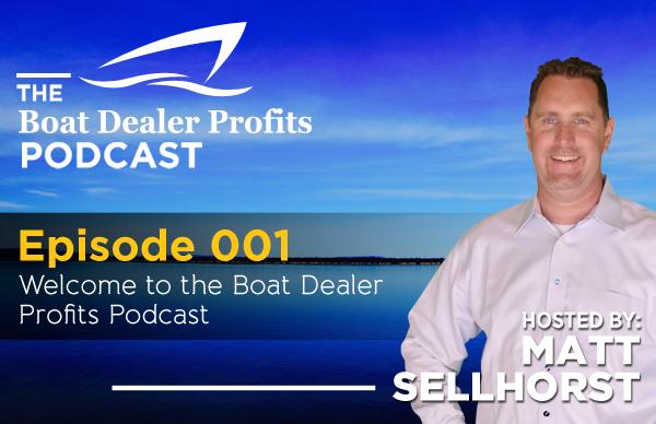 Boat Dealer Profits Podcast Scheduler