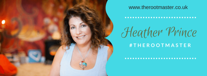 Heather Prince - The go-to expert for healing your inherited blocks so you are free to live the life of your dreams.