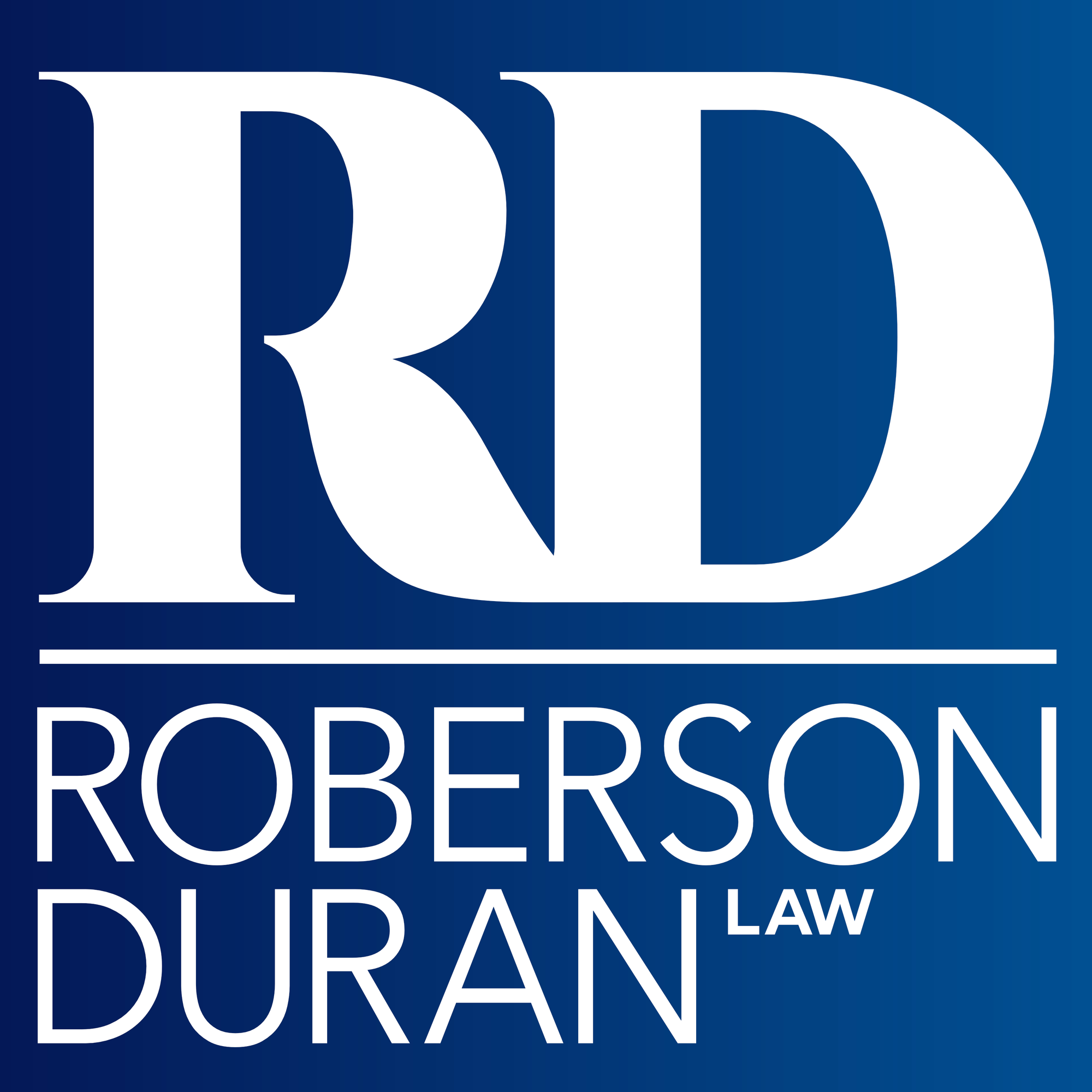 Roberson Duran Law Phone Consultation - Client Form