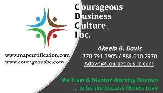 Courageous Business Culture Inc.