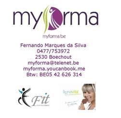 www.myforma.be - www.spartanskickbox.be