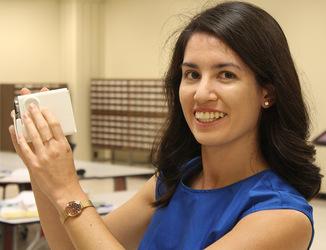 Jenny Wong-Welch, STEM Librarian at SDSU Library