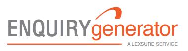 ENQUIRYgenerator Personalised Remote Tutorial