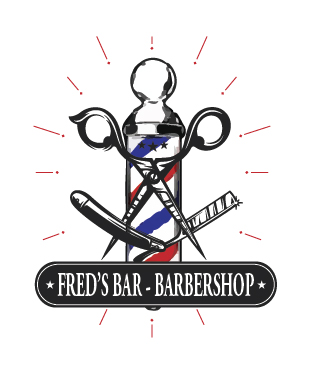 Fred's Bar-Barbershop